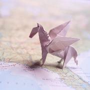 长了翅膀的马